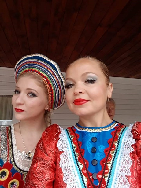 Simona Zhukovski, Valentina Kvasova, Russian Themed Party, upstate New York, Noble Nest, White Lake, NY