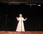 Russian folk singer Natalia Smirnov